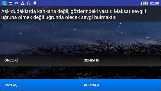 Bela Sözler screenshot 6
