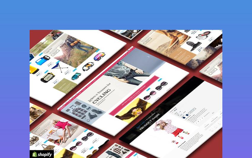Shopify responsive themes