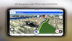 screenshot of GPS Offline Maps, Directions - Explore & Navigate