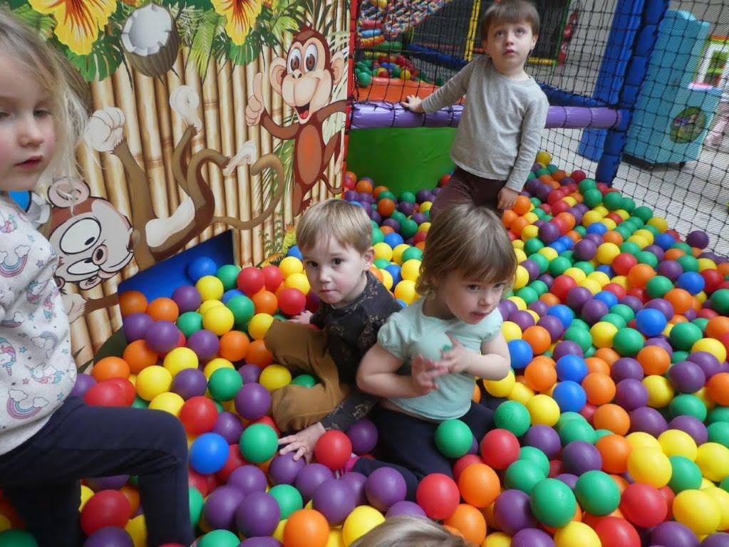 1KA,1KB,1KC naar Kids fun