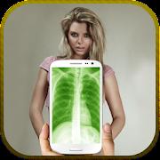 x-ray Body Scanner Prank