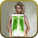 x-ray Body Scanner Prank icon