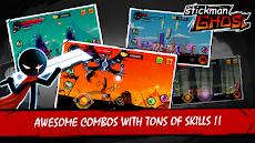 Stickman Ghost: Ninja Warrior Action Offline Gameのおすすめ画像1