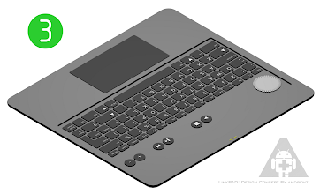 Photo: 3: keyboard