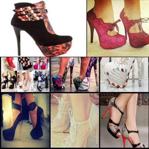 鞋和一双凉鞋照片 2015 新聞 App LOGO-硬是要APP