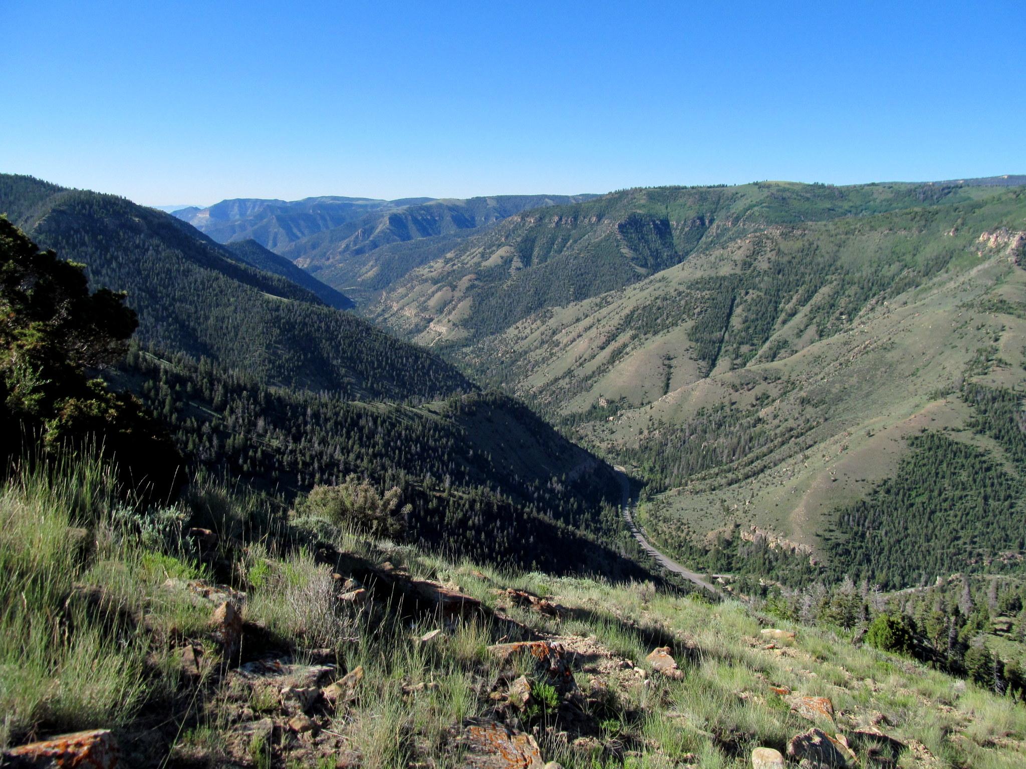 Photo: Huntington Canyon