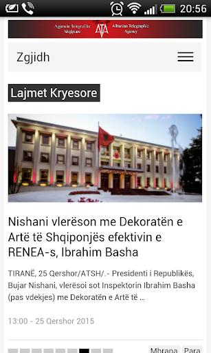 Newspapers of Albania