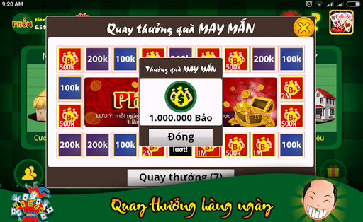 Phỏm Tươi Tá Lả Phom Tuoi TaLa screenshot 10