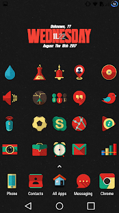 Retricon - Icon Pack Screenshot