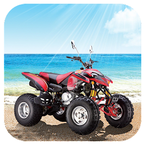 Beach Motorcycle Jigsaw for PC and MAC