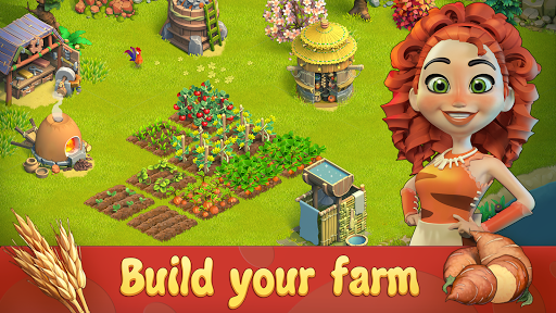 Family Age: beautiful farm game & happy stories 1.0571 Cheat screenshots 6