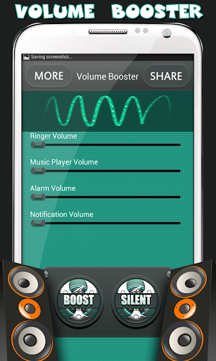 Volume Booster : Sound Manager