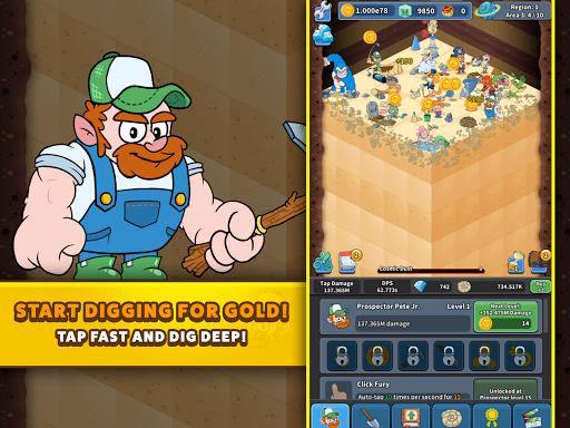 Tap Tap Dig 2: Idle Mine Sim 0.1.7 screenshots 22