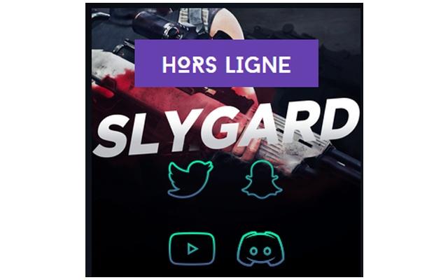 Slygard Twitch