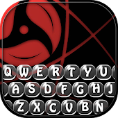 Sharingan Keyboard