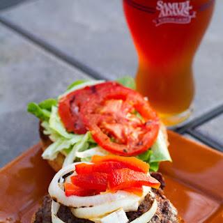 Brie Burger Recipes.