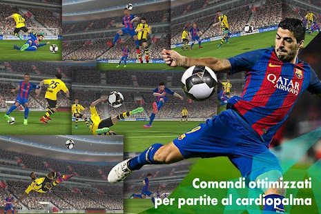 PES2017 -PRO EVOLUTION SOCCER-- miniatura screenshot