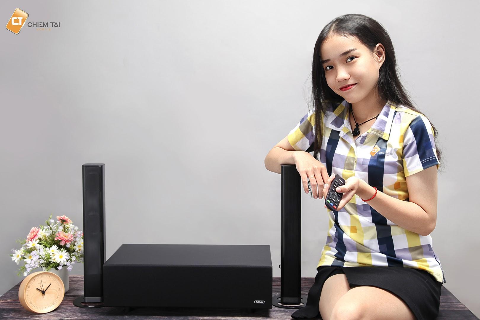 Dàn loa âm thanh Bluetooth Remax RTS-20