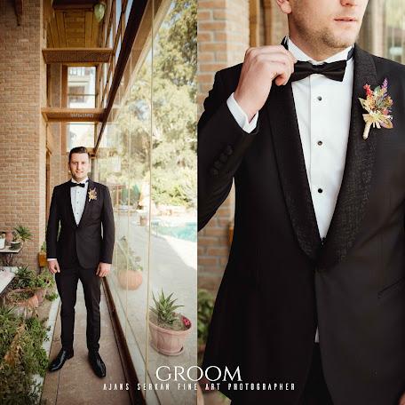 Wedding photographer Serkan Çakır (akr). Photo of 05.10.2017