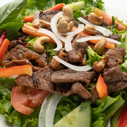Thai Salad with Beef
