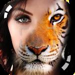 Animal Face Photo Editor & Face Morphing Icon