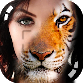 Animal Photo Face Editor