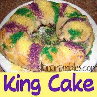 No Yeast King Cake Recipes.