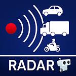 Radarbot Free: Speed Camera Detector & Speedometer 6.55 (Pro)