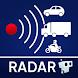 Radarbot無料版: スピードカメラ検知 & 速度計