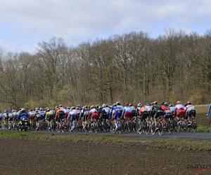 De eerste UCI-wedstrijd kent een valse start: etappe werd afgelast na ongeval met motorrijder