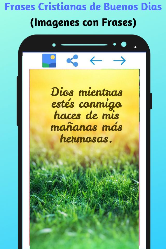 скачать Frases Cristianas De Buenos Días Imagen Gratis