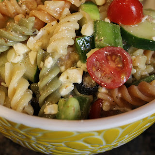 Greek Rotini Salad Recipes