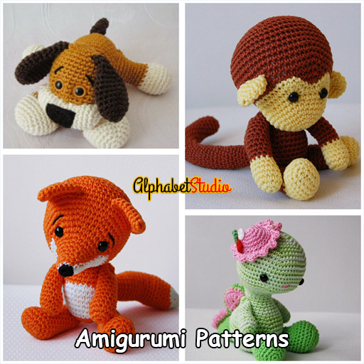 Minecraft Amigurumi Pattern Free : Amigurumi Patterns Tutorial - Android Apps on Google Play