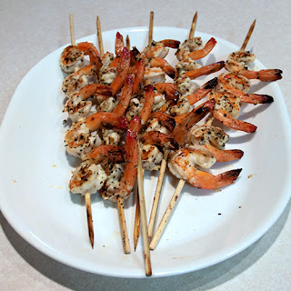 Grilled Herb Shrimp Recipe