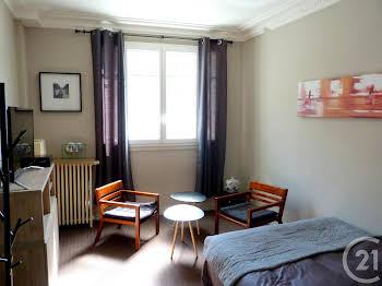 Studio meublé 21,68 m2