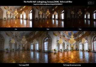Photo: HDR Before-and-After: The Marble Hall  This is the before-and-after comparison of one of my most popular images. You will find the original photo at [ bit.ly/gp-fame ]. I needed a break from building my new website. So I thought, I'd just trow in this one here.  By the way: Does Your Photography Website Rock?   Read more at [ bit.ly/gp-rock ] and join the discussion.  Enjoy!