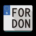 Fordonskoll icon