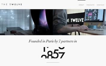 Photo: http://www.awwwards.com/web-design-awards/the-twelve