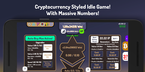CryptoClickers: Crypto Idle Game android2mod screenshots 3
