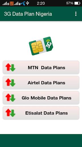 Download 3G Data Plan Nigeria Google Play softwares