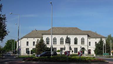 Photo: A Korona Szálló Makó legszebb eklektikus épülete