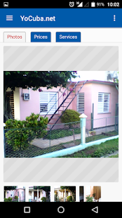 YoCuba.net - Private houses- screenshot thumbnail