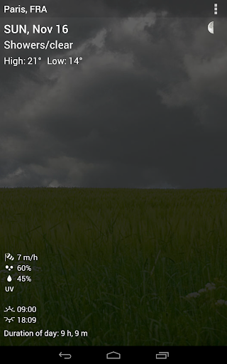 3D Flip Clock & Weather Pro  screenshots 21
