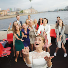 Wedding photographer Kirill Minakov (molah). Photo of 09.06.2014