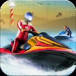 Hydro Race - Ski Boat Rider Icon