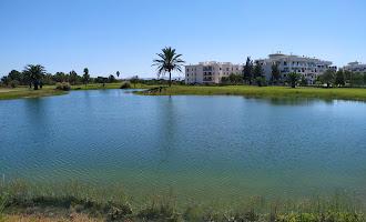 El campo de golf de El Toyo se hace más sostenible