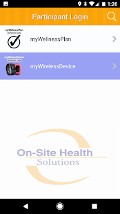 myWellCheck by On-Site Health- screenshot thumbnail