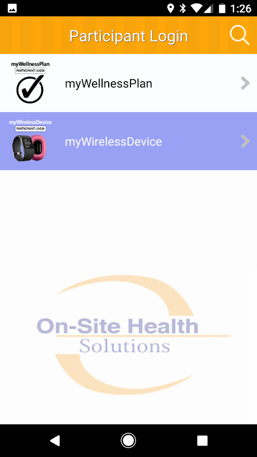 myWellCheck by On-Site Health- screenshot