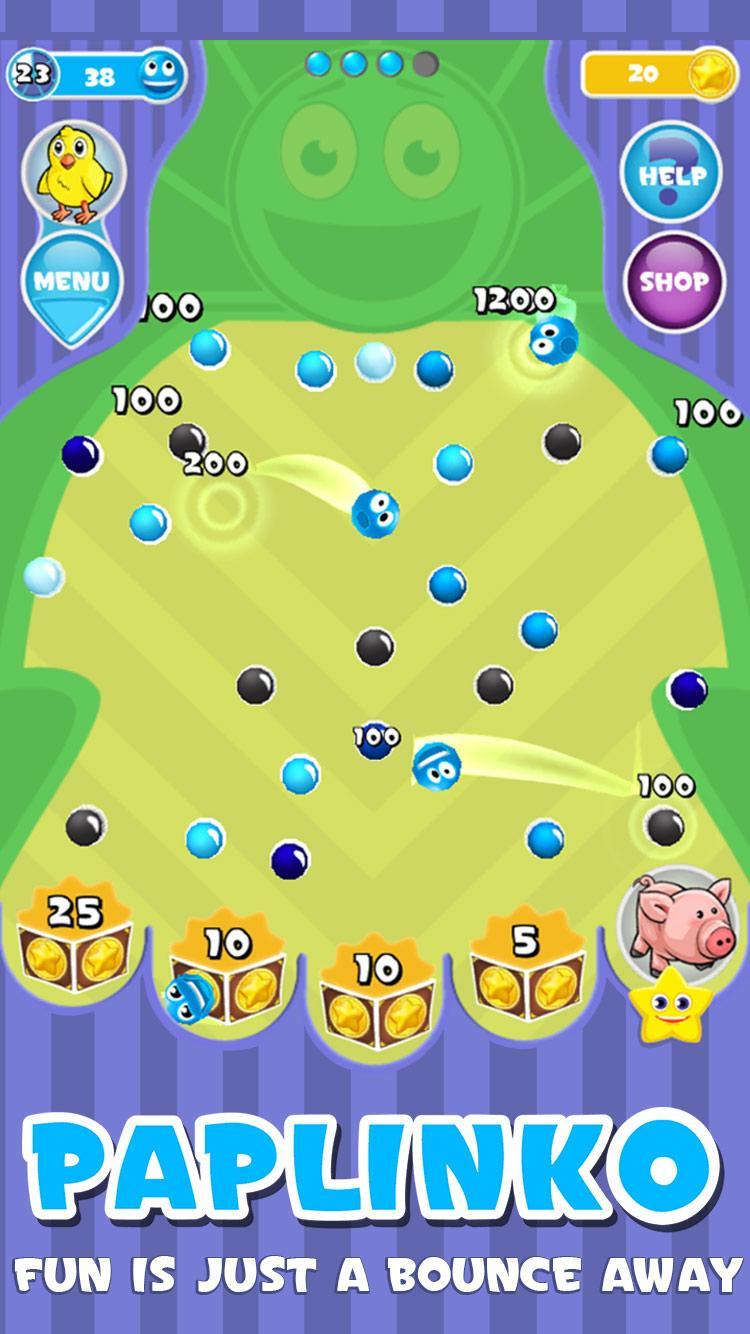 Paplinko screenshot #2