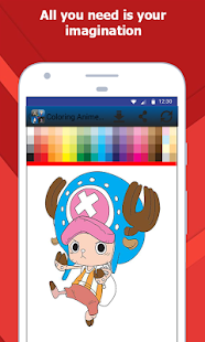 Download Coloring Book Anime And Manga For PC Windows Mac Apk Screenshot 3